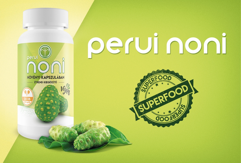 Tenmag Perui Noni, a Superfood